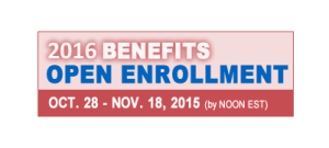 Open Enrollment 2016