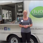 HAWC dietitian eat healthy at food trucks