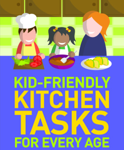 Kid-Friendly Kitchen Tasks