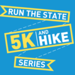 Run the State logo