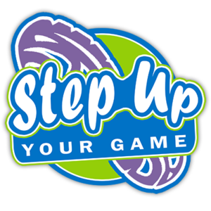 Step Up Your Game Logo