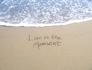 AH live in the moment